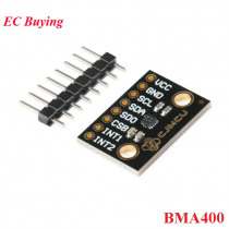 BMA400 Sensor Module 3 Axis Low-power Acceleration Sensor SPI IIC Interface for Arduino Three-axis Wearable Device