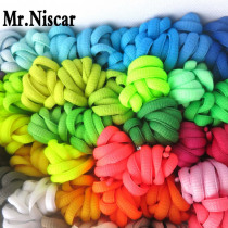 1 Pair Athletic Oval Shoelaces Sport Sneaker Boots Polyester Shoe Laces Strings Rope All Size:50-240cm/24 Colors/Wide:0.5-0.6cm