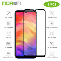 MOFI for Redmi Note 7 Glass for Xiaomi Redmi Note 7 Pro Tempered Glass Note 6 pro Note 5 pro Full Cover Screen Protector Film