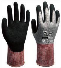Cut Resistant Safety Gloves Cut Proof HPPE Labor Gloves 2 Pairs CE Anti Cut Work Gloves