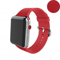silicone strap For Apple watch band apple watch 4 3 band 42mm 38mm 44mm 40mm soft rubber wrist watchband iwatch 4 3