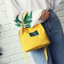 Portable Lunch Bag for Women Men 2019 New Lunch Box Tote Bento Pouch Food Container School Food Storage Bags Black ShoulderBag