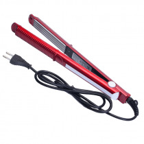 Free Shipping Hair Curler Iron Electric Corrugated Plate Hair Curling Iron Curls Volume Styling Tools