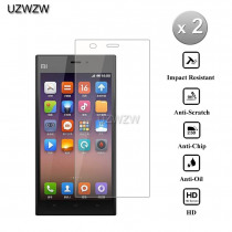 2pcs For Xiaomi Mi 3 Glass 2.5D 0.26mm Premium Protective Tempered Glass For Xiaomi Mi 3 Mi3 Screen Protector Guard Film