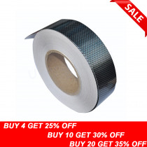 2 Meter High Quality Carbon Fiber Tape 30mm 34mm 42mm 55MM for Rc Lipo Battery