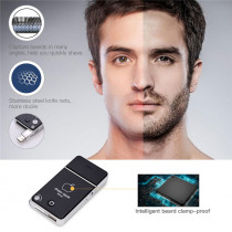 Electric Shaver Razor For Men Rechargeable Portable Bread Trimmer Washable Oneblade Blades Dry Wet Electric Shaving Machine 4950