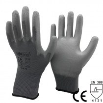 NMSAFETY 13 Gauge Knitted Work Protective Glove