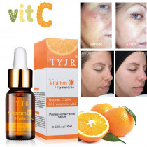 Natural 20% Vitamin C Serum with Hyaluronic Acid Vitamin E Best Organic Anti Aging Anti Wrinkle Serum Moisturizer for Face Neck