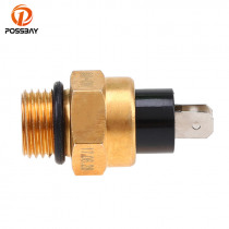 POSSBAY M16/16mm Motorcycle Radiator Cooling Fan Thermo Switch Sensor for Benelli Motorcycle Accessories Parts Cafe Racer