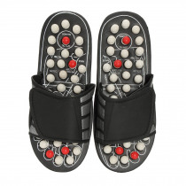 droppshiping 1 Pair Reflexology Sandals Foot Massager Slippers Acupressure Acupuncture Shoes MFJ99