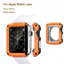 SGP Protector case cover for Apple Watch 4 44/40mm compatible for iwatch series 3/2/1 42/38mm men & women watches Anti-fall case
