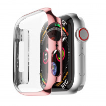 Case cover for Apple Watch 4 3 44 mm 38mm apple watch case iwatch 42mm 40mm Shatter-Resistant Shell Frame screen protector