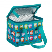 Portable Insulated Polyester lunch Bag Thermal Food Picnic Lunch Bags for Women kids Men Cooler Lunch Box Bag Tote Cute Owl