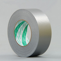 Strong silver gray Duct tape wedding exhibition tape silver waterproof high-adhesive tape DIY creative tape