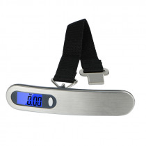 Portable 50kg x 10g Mini digital Scale for Fishing Luggage Travel Weighting Steelyard Electronic Scale Kitchen Weight Tool