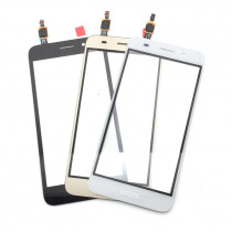 Touch Screen Glass Digitizer Panel For Huawei Y3 2017 CRO-U00 CRO-L02 CRO-L22 Lens Sensor Touchscreen Front Glass