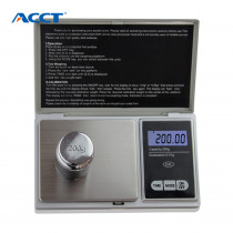 Precision Digital Scales 100g x 0.01g Reloading Powder Grain Jewelry Carat Black With Three Weighing Modes