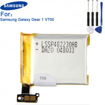 Original Samsung Battery Gear 1 SM-V700 For Samsung Galaxy Gear1 V700 SMV700 Authentic Replacement Battery 315mAh