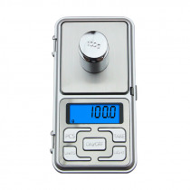 Pocket Scales LCD Display 0.01g to 100g/200g/500g Mini Digital Jewelry Pocket Scale Gram Precise Weighing Balance