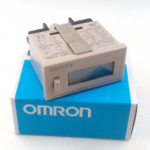10PCS Omron H7EC-6 Electronic punch industrial counter vending machine digital counter counts when tired NO voltag with battery