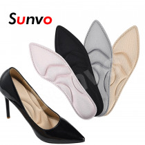 Sunvo 4D Sponge Soft Insole Arch Support for Ladies High Heels Shoes Pad Flat Foot Care Massage Comfort Insoles Dropshipping