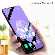 2pcs Tempered Glass For Xiaomi Mi Note 3 Screen Protector 9H Anti Blu-ray Glass Protective film For Xiaomi note 3 glass 5.5 inch