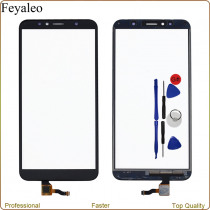 "Touch Screen For Huawei Honor 7A Pro AUM-L29 Honor 7C AUM-L41 5.7"" Front Sensor Panel Glass Digitizer LCD Display Replacement"