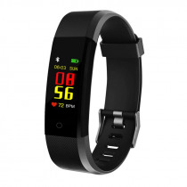 Smart Bracelet Color Screen Sport Smart Watch Blood Pressure Exercise Dynamic Heart Rate Monitoring Step Count