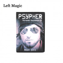 Psypher By Robert Smith And Paper Crane (DVD+Gimmick) - Magic Tricks Close-Up Stage Card Magic Props Mentalism Illusions