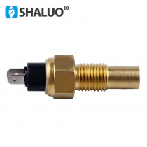 14mm VDO Diesel Engine Water Temperature Sensor 120C alarm generator part transmision universal brand origin electric sensor