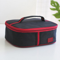 new fashion lunch bag Thermal food insulated bag women and kids casual travel cooler thermo picnic bag thicker and warmer