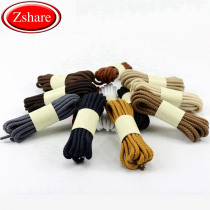 1 Pair Shoe laces Round Polyester Solid Shoelaces Kids Adult Outdoor Sneakers Shoelaces Length 80 100 120 140 160CM 14 Colors