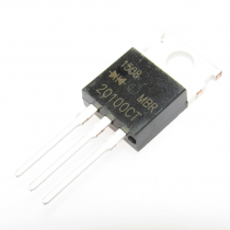 10PCS MBR20100CT   MBR20100 TO220 20100CT Schottky rectifier diode 20A 100V TO-220 package