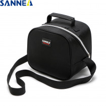 SANNE 6L Children's cartoon insulation portable picnic lunch bag thermal insulation delivery package insulated lunch bag