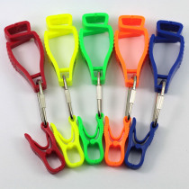 NMSafety Safety Glove Guard Clip Holder plastic working clamp For Protective Hand clip Glove NM-8 Wholesale Glove-Clip