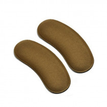 1 Pair High Quality Sponge Invisible Back Heel Pads for High Heel Shoes Grip Adhesive Liner Foot Care Insert Pads Insoles B2020