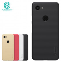 Nillkin Matte Case for Google Pixel 3a Super Frosted Shield Mobile Phone Shell Ultra Thin PC Hard Cover