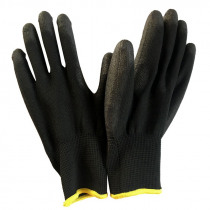 12pair  Mechanic Gloves Nitrile gloves Household Cleaning Washing Black Laboratory Nail Art Anti-Static Gloves