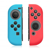 Silicone Case For Nintend Switch Cover Joycon Case Soft Controller Shell Console Protective NS Controller Grip Joy-con Cover