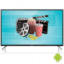 "Телевизор BBK 50LEX-7027/FT2C LED 50"" Black, Smart TV, 16:9, 1920x1080, 3 000:1, 250 кд/м2, USB, HDMI, VGA, Wi-Fi, RJ-45, DVB-T, T2, C"