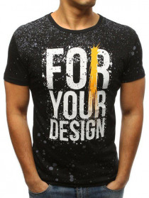 For Your Design Painting Print Short Sleeve T-shirt