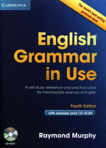 English Grammar in Use with answers and CD-ROM Fourth Edition