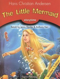 The Little Mermaid Stage 2 Teacher s Edition Книга для учителя