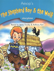 The Shepherd Boy The Wolf Stage 1 Teacher s Edition