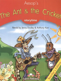 The Ant the Cricket Stage 2 Teacher s Edition