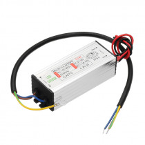 50w Waterproof Power Supply AC85-265V To 27-36V LED Power Supply Driver Adapter