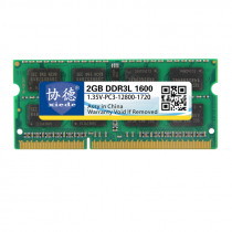 XIEDE X097 notebook DDR3 2GB 1600Hz computer memory fully compatible