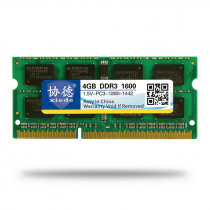 XIEDE X046 notebook DDR3 4GB 1600Hz computer memory fully compatible