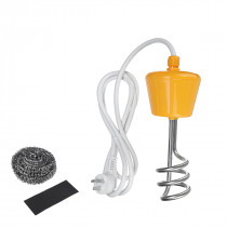 2000W 2M Portable Immersion Heater Stainles Steel for Inflatable Pool Tub Bathtub Water Heater