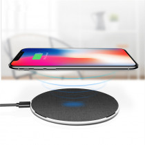 ROCK W13 Qi Wireless Charger 7.5W/10W Fast Charging Pad For iPhone X 8/8Plus Samsung S8